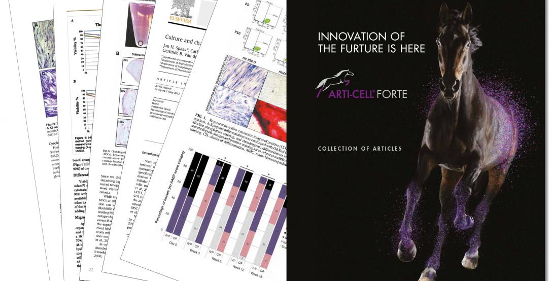Arti-Cell Forte Collection of Articles